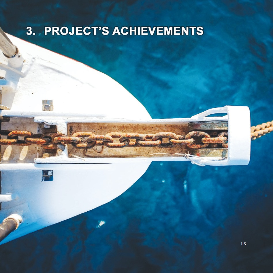 The BLUE KEP project final guidebook is out
