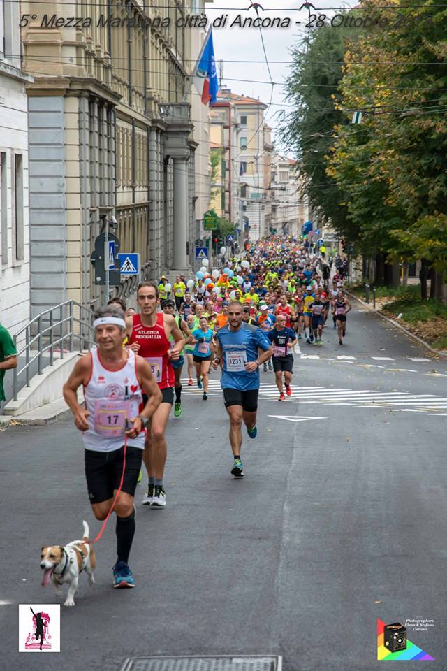 Ancona Half Marathon | green and sustainable event
