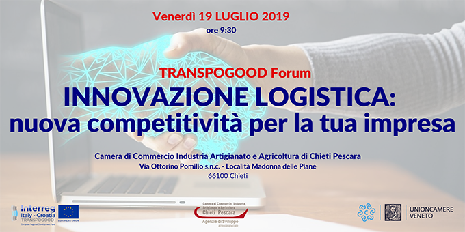 New competitiveness for the logistics companies - Transpogood Forum