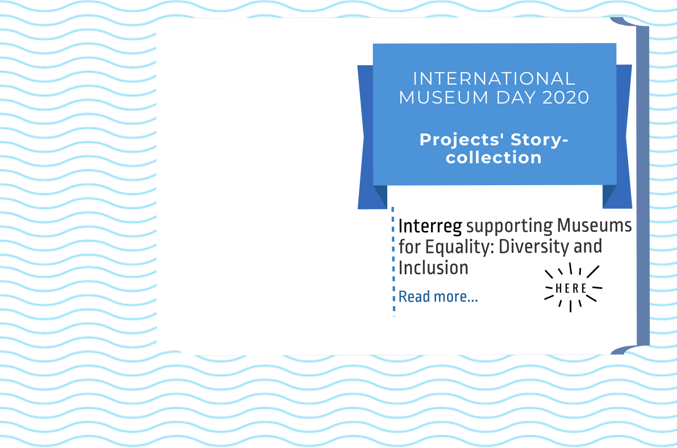 Interreg Italy-Croatia Programme supporting Museums for Equality: Diversity and Inclusion