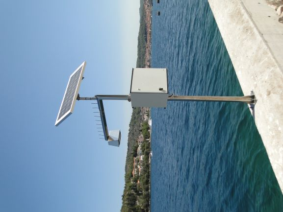 Field measurements within AdriaClim project