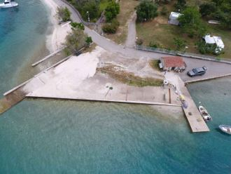 As part of the AdriaClim project the Dubrovnik-Neretva County is reconstructing five beaches in Slano