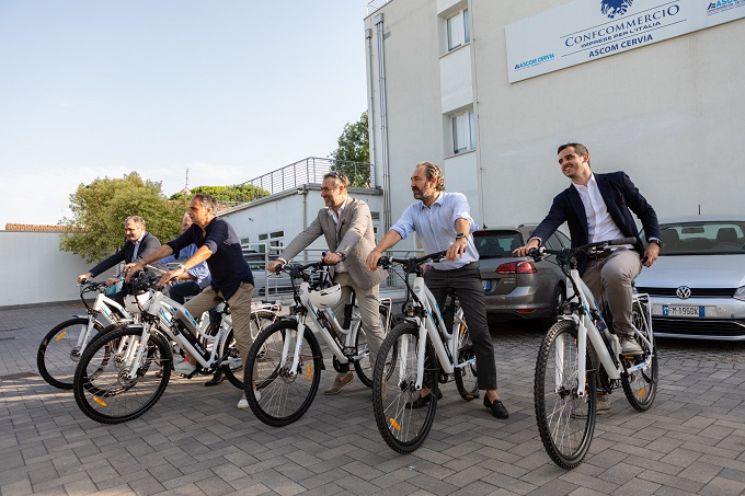 Sustainable mobility service launched in Emilia-Romagna region