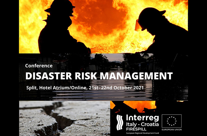 Disaster Management, two-day international hybrid conference to face emergencies