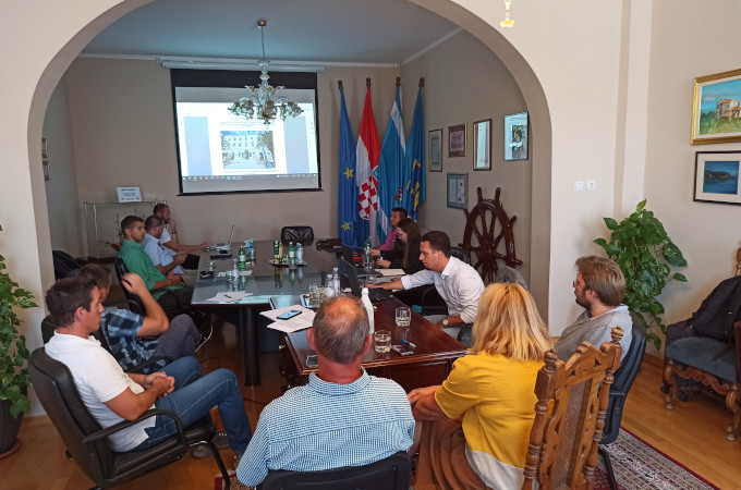 Third meeting of the Local Coastal Energy Hub for SDEWES