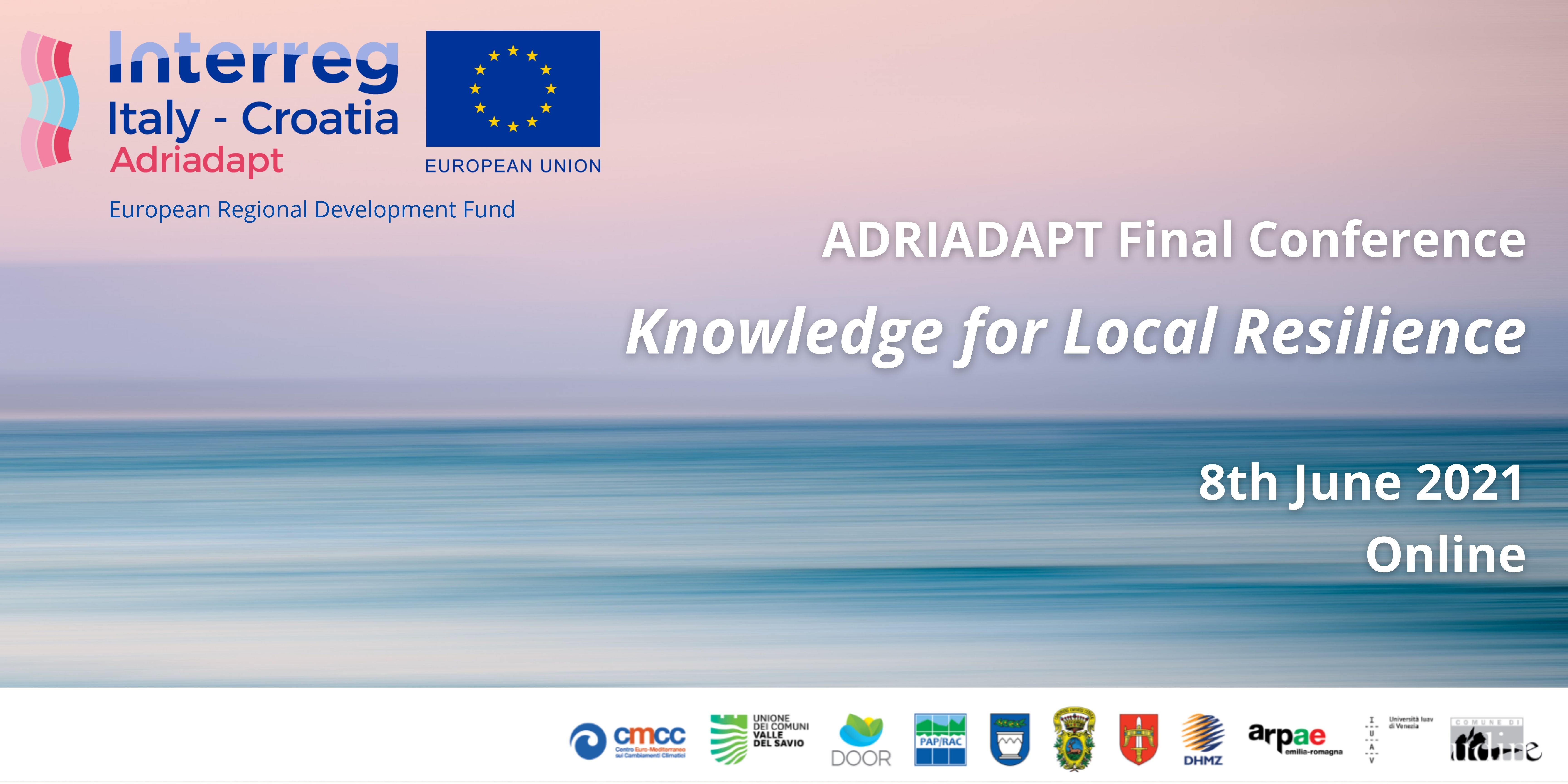 Adriadapt Final Conference