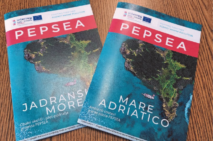 PEPSEA's first publication is OUT!