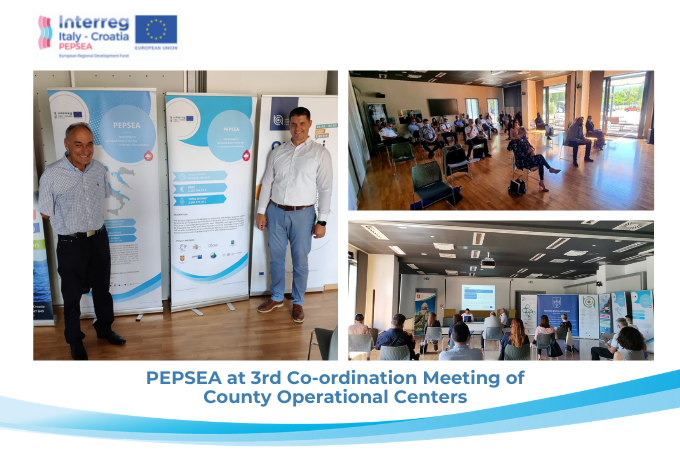 Coordination Meeting of County Operational Centers