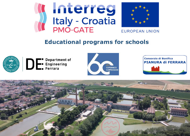 Educational Programs for Schools of the PMO-GATE Project have started
