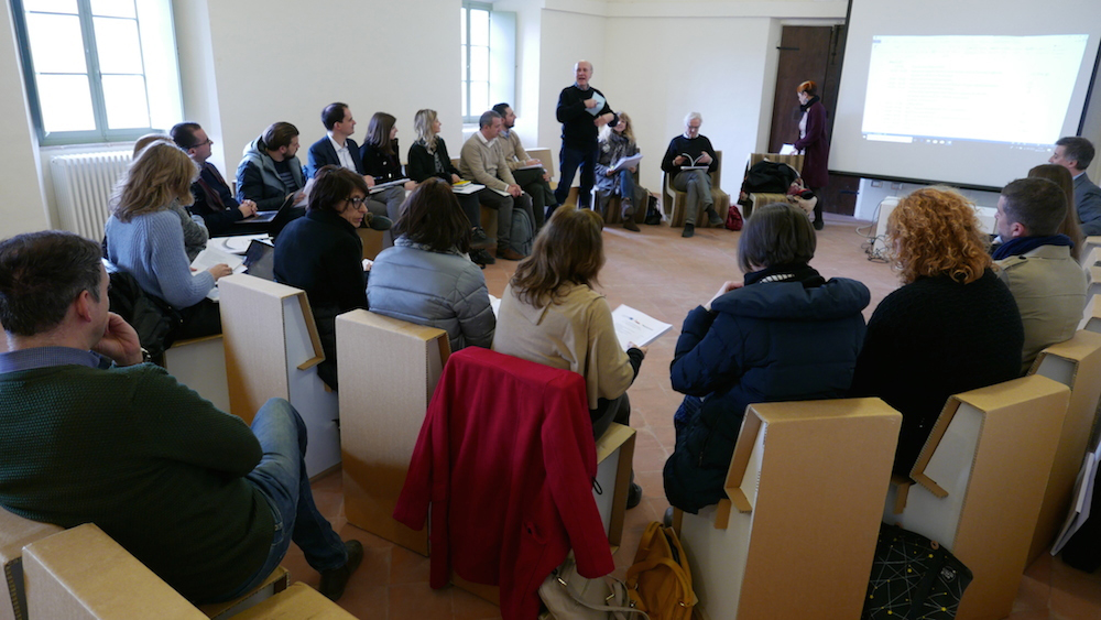 RECOLOR Third Transnational Meeting Agenda and Study visit