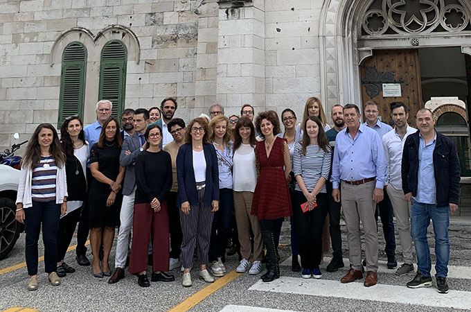 SECOND MEETING OF THE REMEMBER PROJECT IN TRIESTE