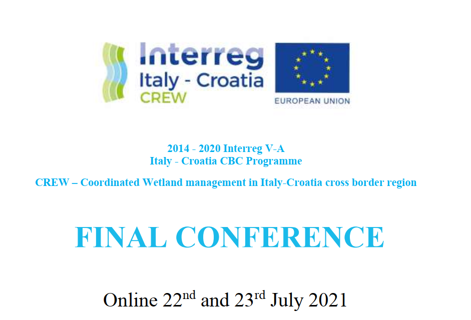 CREW PROJECT FINAL CONFERENCE