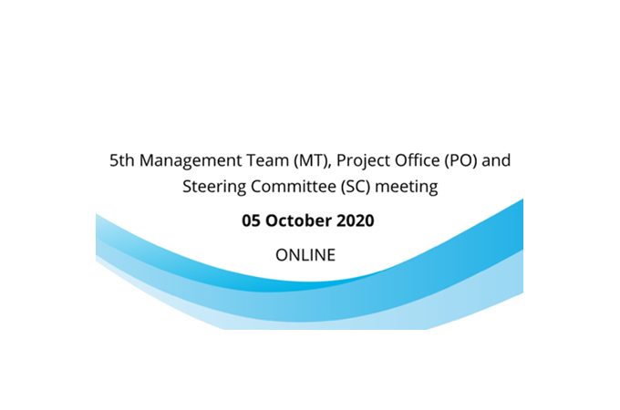 5th SAPSAS Management Team (MT), Project Office (PO) and Steering Committee (SC) meeting