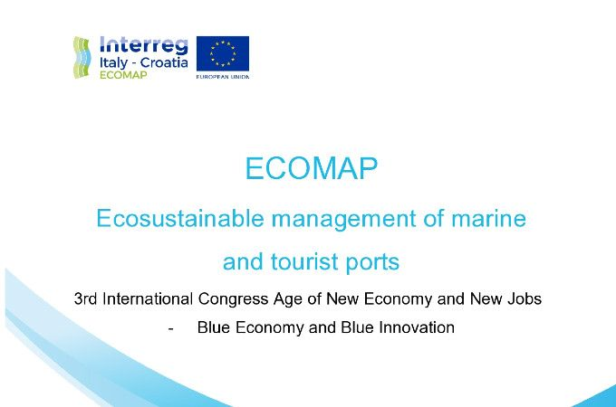 3rd International Congress Age of New Economy and New Jobs - Blue Economy and Blue Innovation