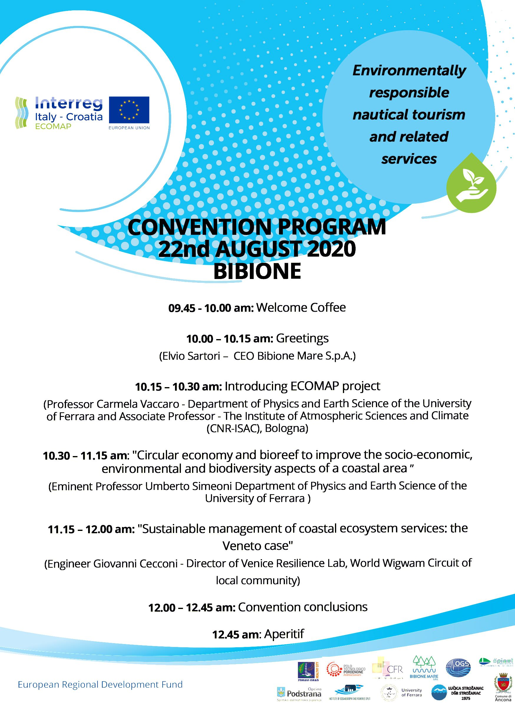 Convention 22nd August - Bibione
